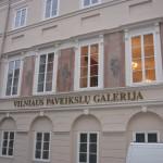 Chodkevičių rūmų sienų tapyba