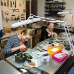 Jewelry workshop_Vilnius