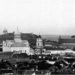 Panorama su Bernardinų varpine